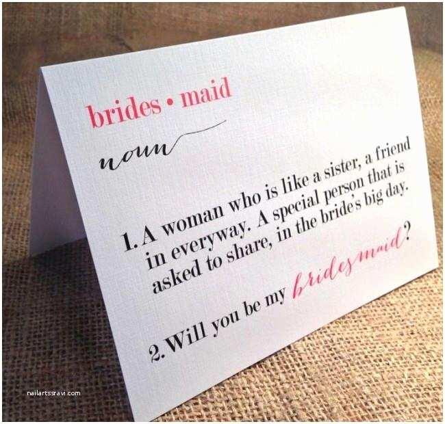 My Wedding Com Invitations Indian Wedding Bridesmaids Proposal Ideas