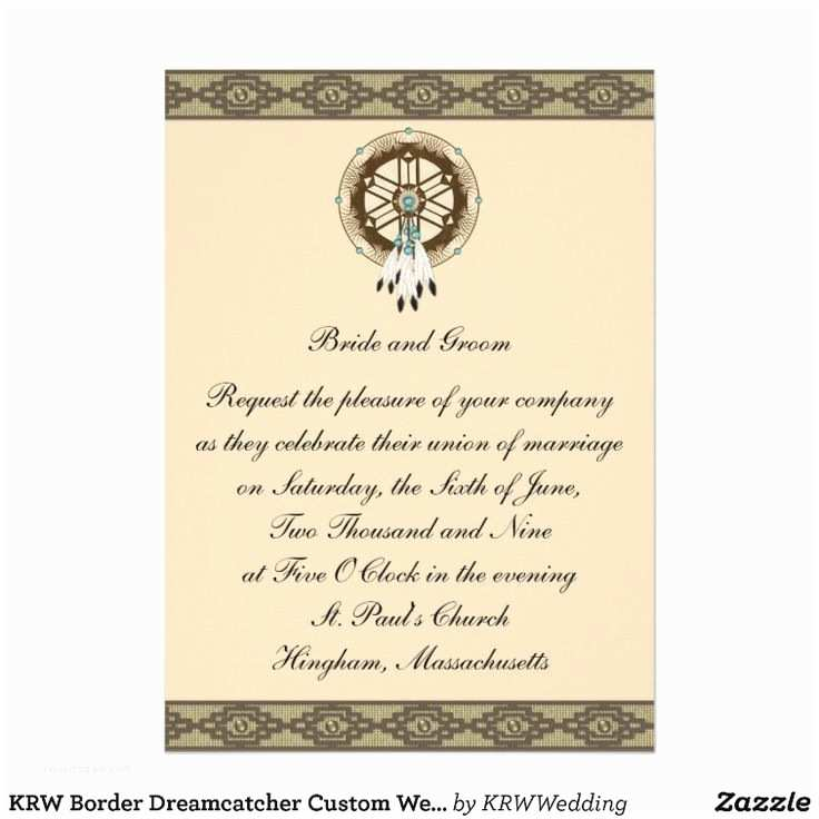 Native American Wedding Invitations 17 Best Images About Wedding On Pinterest