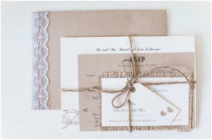 Natural Paper Wedding Invitations 204 Best Stationery & Paper Goods Images On Pinterest