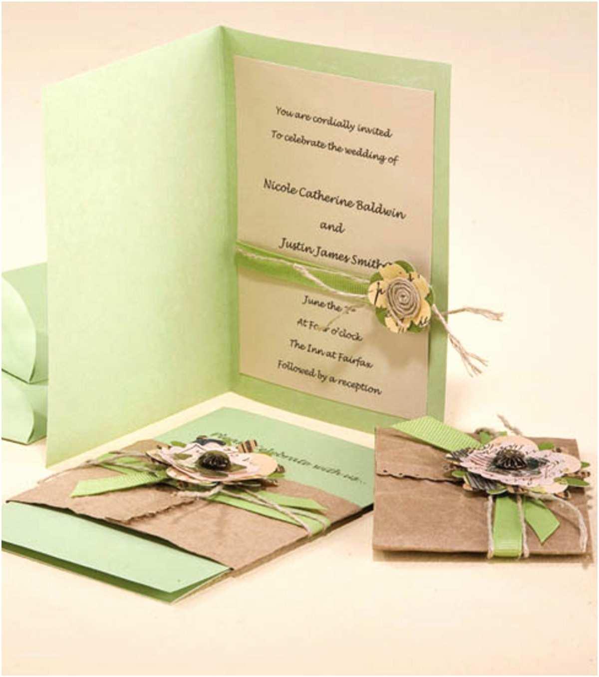 Nature Wedding Invitations Nature Inspired Wedding Invitation Joann