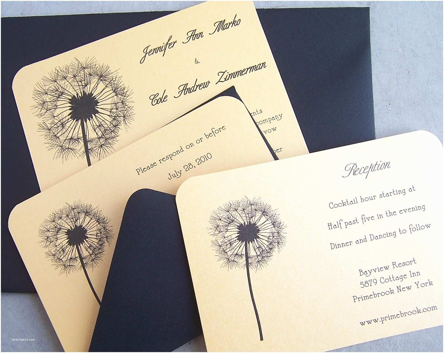 Nature Wedding Invitations top Collection Nature Wedding Invitations