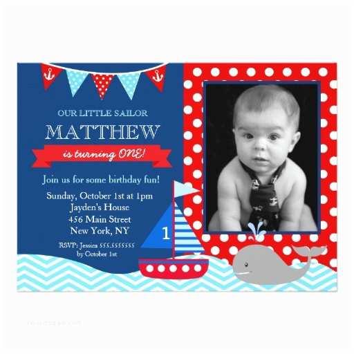 Nautical Birthday Invitations Nautical Whale Birthday Party Invitation
