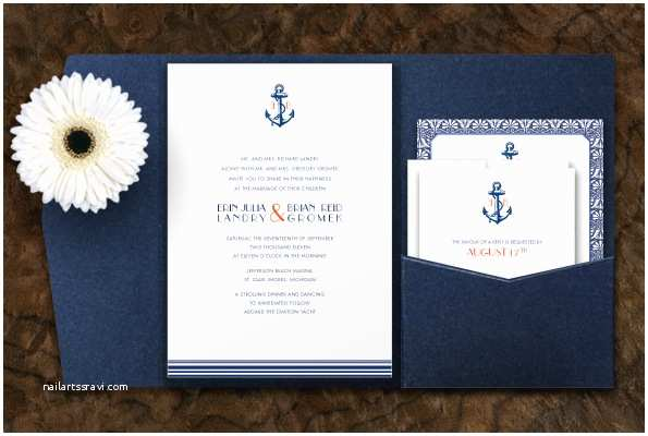 Nautical themed Wedding Invitations Coyea S Blog Except the Handsculpted Exact Replica Of the