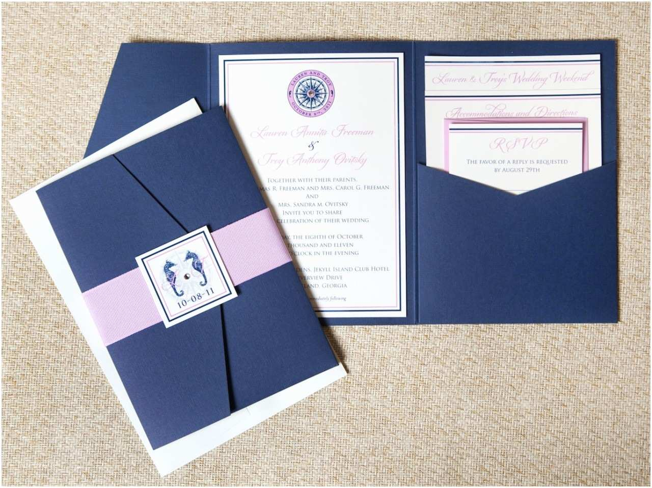 Nautical themed Wedding Invitations Nautical Wedding Invitations for A Nautical Wedding theme