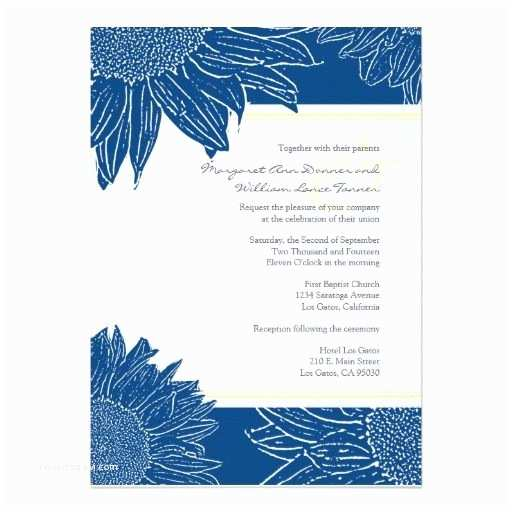 Navy Blue and Sunflower Wedding Invitations 96 Best Images About Navy Blue Yellow Wedding On