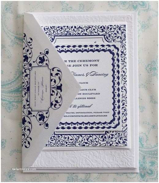 Navy Blue and White Wedding Invitations 108 Best Winter Blue event Images On Pinterest