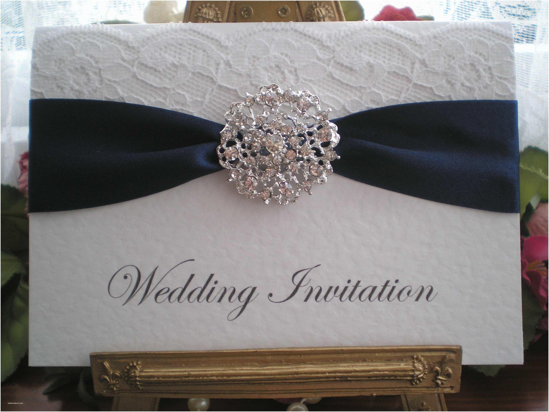 Navy Blue Wedding Invitations Breathtaking Navy Blue Wedding Invitations