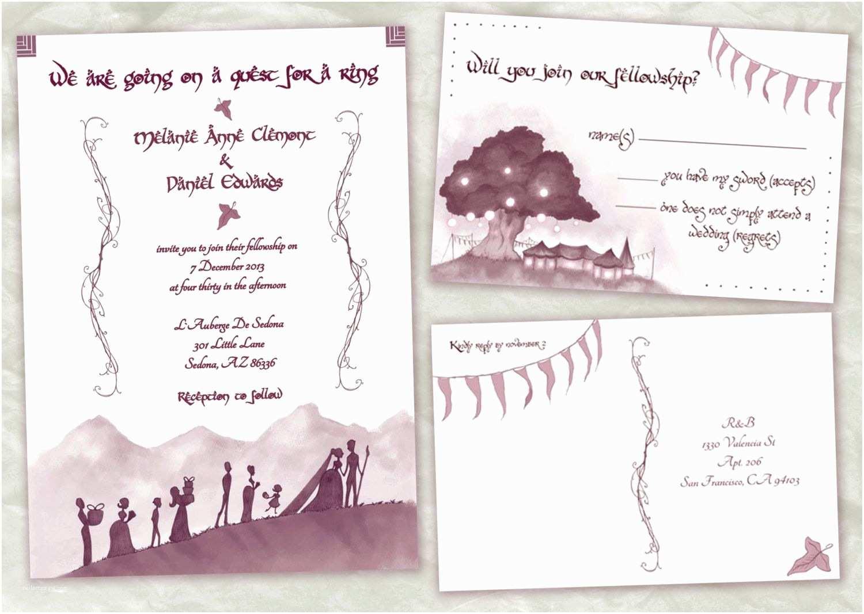 Nerdy Wedding Invitations Nerdy Wedding Invitations 10 Wonderfully Geeky Wedding