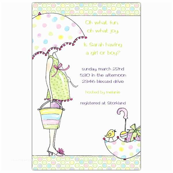 Neutral Baby Shower Invitations Mommy to Be Neutral Baby Shower Invitations