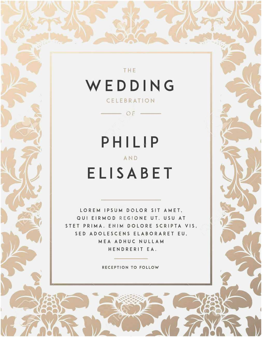New Wedding Invitations Dorable Vintage Wedding Invitations Templates Sketch