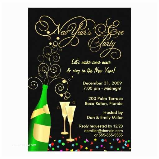 new year party invitation 6 000 new years eve party invitations new years eve