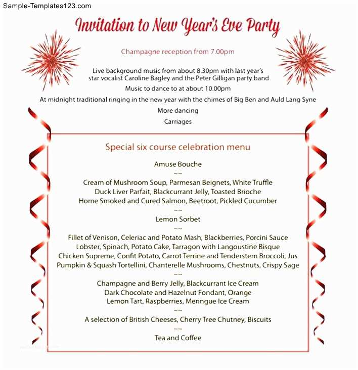 new year party invitation new year party invitation letter merry christmas happy