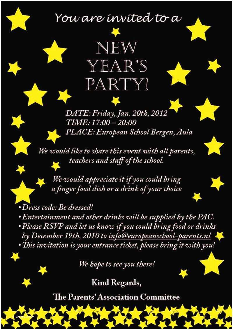 New Year Party Invitation Wording How to Create New Year Party Invitation Wording Templates