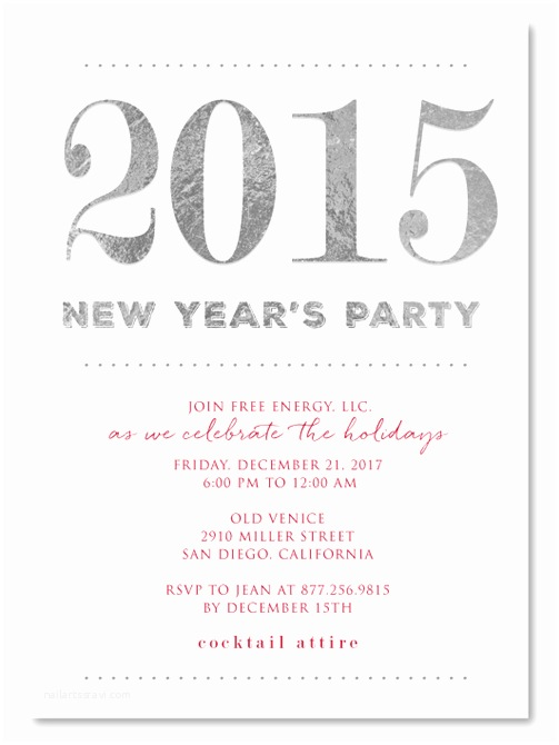New Year Party Invitation Wording Invitation Wording for New Year Party – Festival Collections