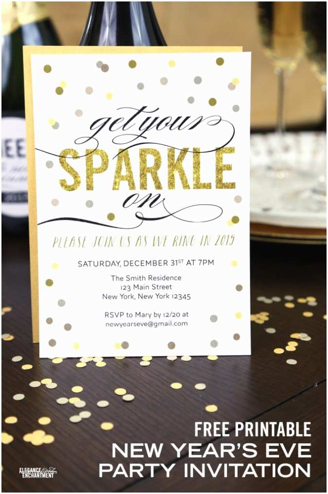 New Year Party Invitation Wording New Year Invitation Wording Ideas – Merry Christmas