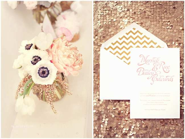New Years Eve Wedding Invitation Ideas A New Year S Eve Sparkly Wedding