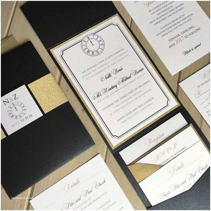 New Years Eve Wedding Invitation Ideas Best 25 New Years Eve Invitations Ideas On Pinterest