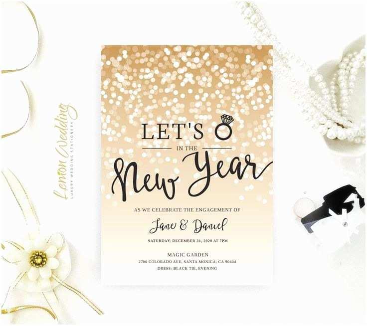 New Years Eve Wedding Invitation Ideas Best 25 New Years Wedding Ideas On Pinterest