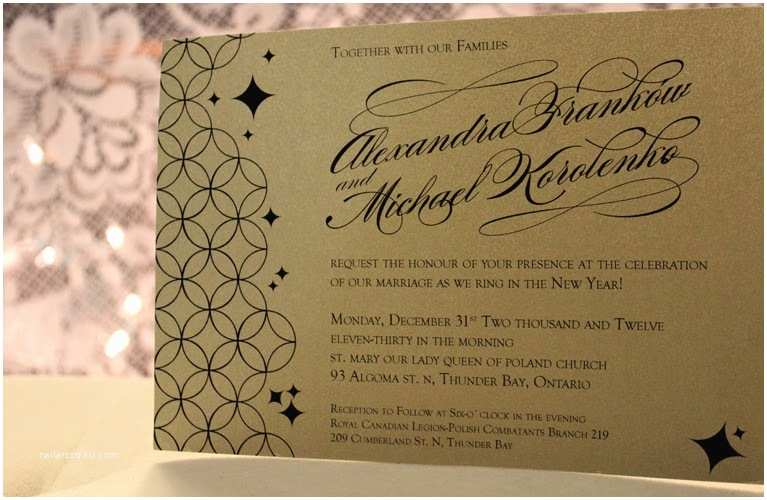 New Years Eve Wedding Invitation Ideas Ce Upon A Wedding… Blog Archive Hudson Valley Weddings