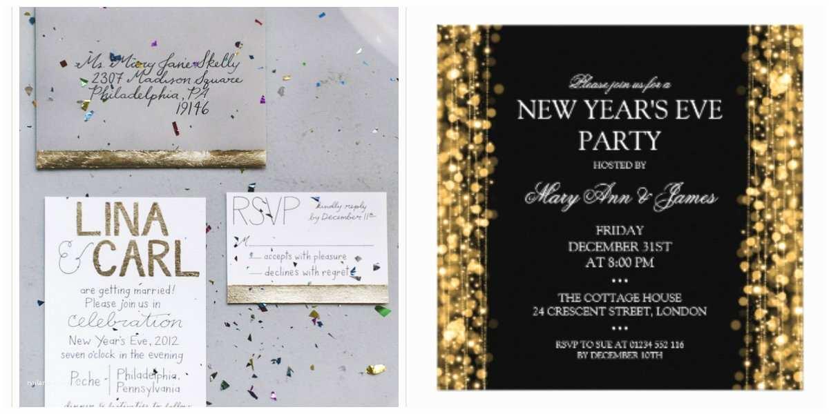 New Years Eve Wedding Invitation Ideas Inspiring Ideas for Arranging Wedding New Year Ev and New