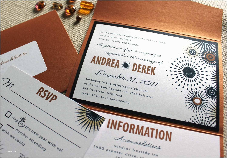 New Years Eve Wedding Invitation Ideas Items Similar to Sparkle Of Love New Years Eve Wedding