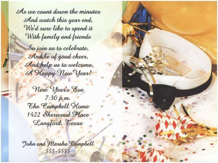 New Years Eve Wedding Invitation Ideas Party Invitation Quotes for New Year Image Quotes at