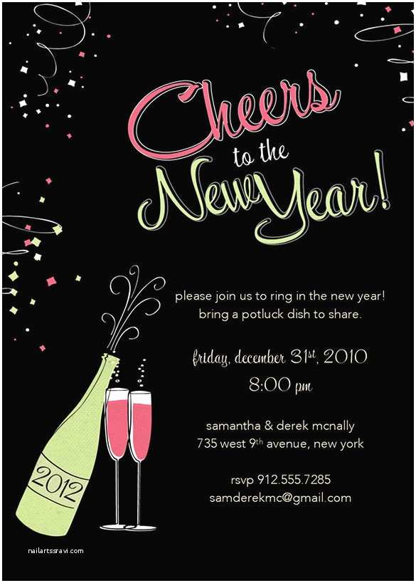 new years party invitations 28 new year invitation templates free word pdf psd