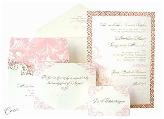 New York Wedding Invitations 1000 Images About ornate Wedding Invitations On Pinterest