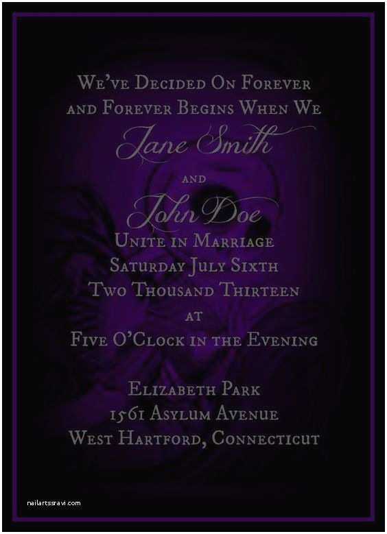 Nightmare before Christmas Wedding Invitations Pinterest • the World's Catalog Of Ideas