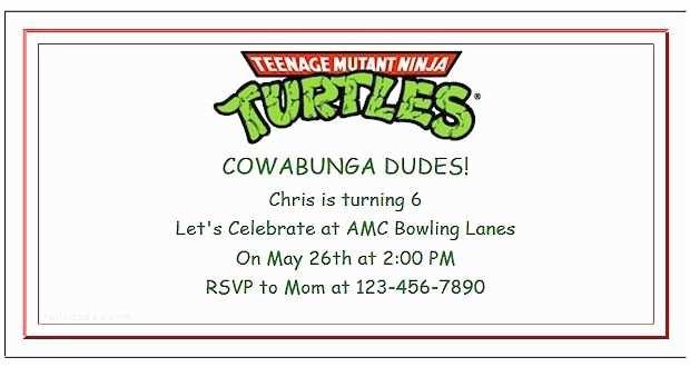 Ninja Turtle Party  Teenage Mutant Ninja Turtle Party Ideas With