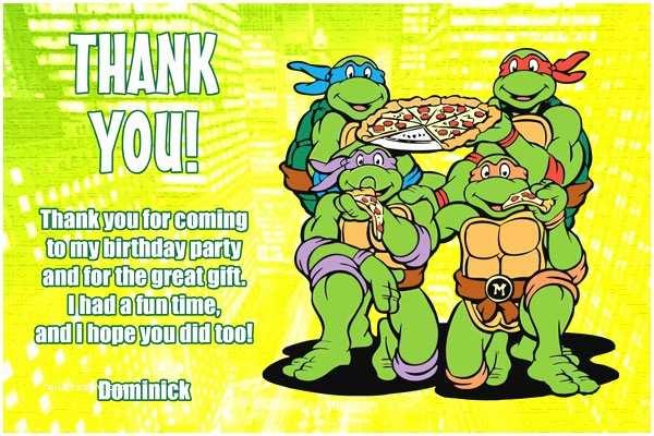 Ninja Turtle Party  Teenage Mutant Ninja Turtles Birthday