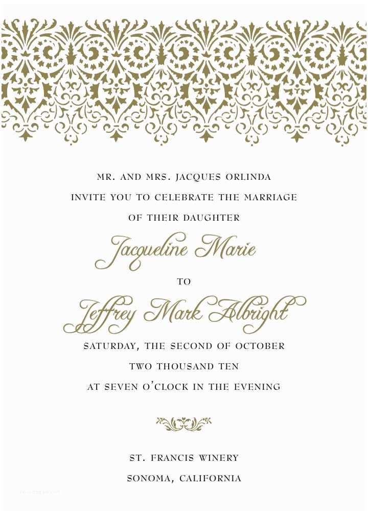 Non Traditional Wedding Invitation Wording Non Traditional Wedding Invitation Wording Template