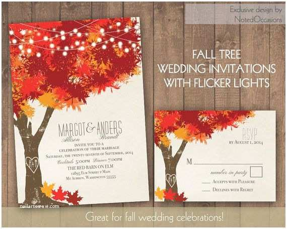October Wedding Invitations 17 Best Images About Faire Part On Pinterest
