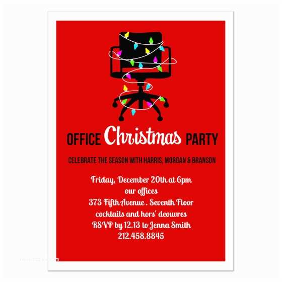 Office Christmas Party Invitations Fice Christmas Invitations & Cards On Pingg