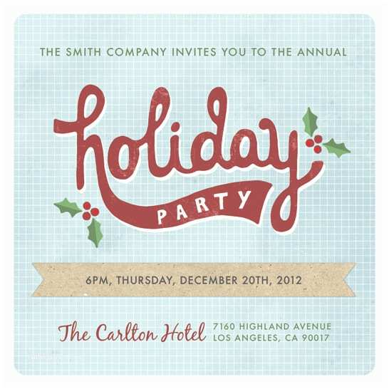 Office Christmas Party Invitations Party Invitations Crafty Fice Holiday Party at Minted