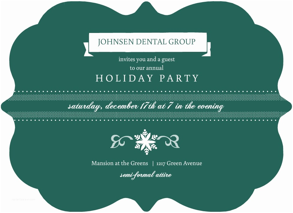 Office Holiday Party Invitation Wording Fice Christmas Party Invitation Wording