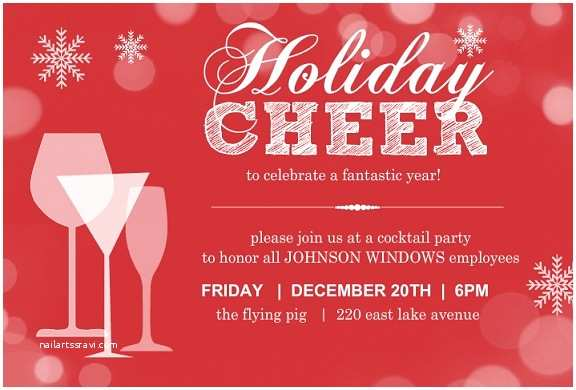 Office Holiday Party Invitation Wording Holiday Parties