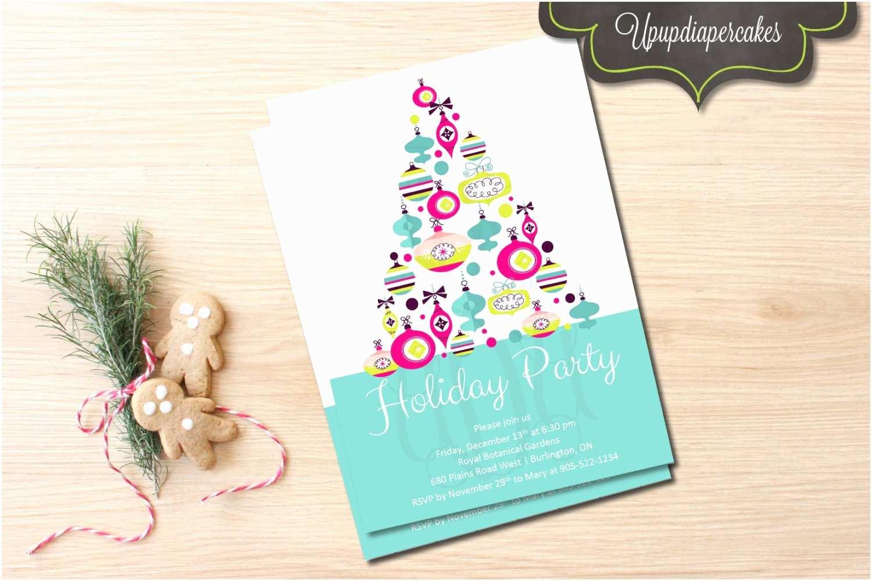 Office Holiday Party Invitations 7 Fice Party Invitations