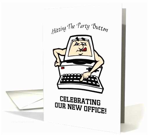 Office Party Invitation Email New Fice Party Invitation Funny Customizable Card