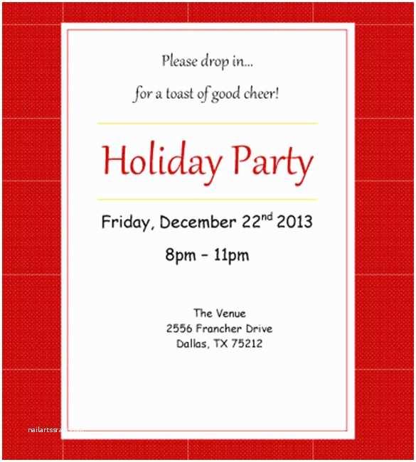 Office Party Invitation Fice Invitation Templates – orderecigsjuicefo