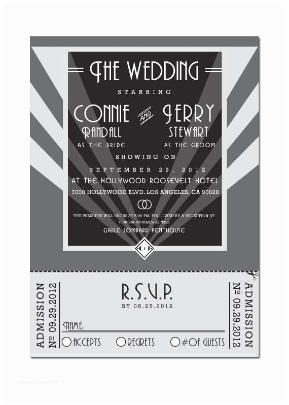 Old Hollywood themed Wedding Invitations Best 25 Vintage Hollywood Wedding Ideas On Pinterest