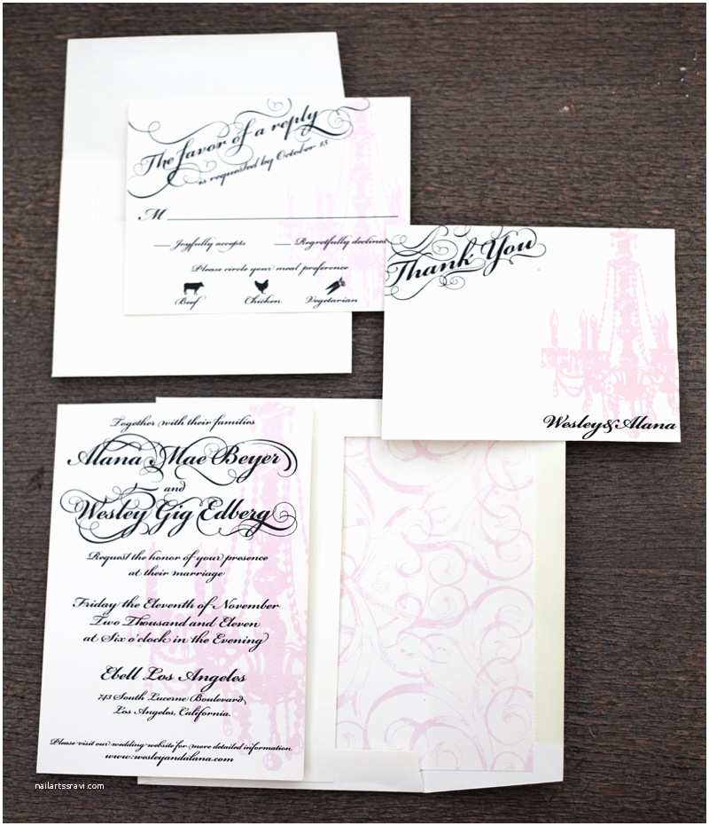 Old Hollywood themed Wedding Invitations Old Hollywood