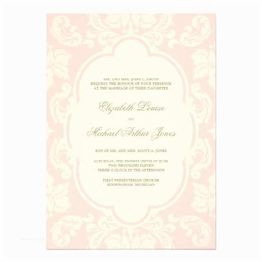 Old Hollywood themed Wedding Invitations Wedding Invitation