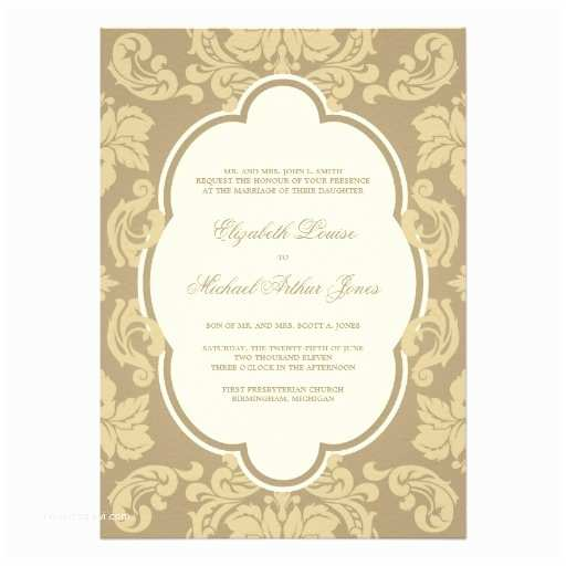 Old Hollywood themed Wedding Invitations Wedding Invitation