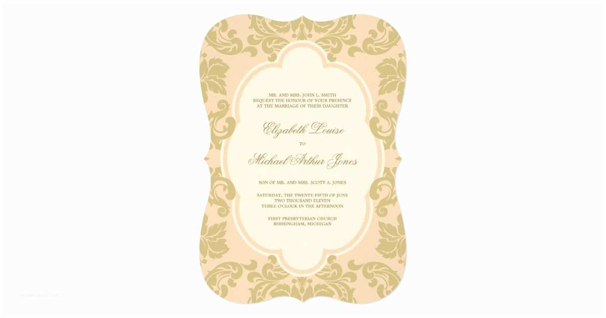 Old Hollywood themed Wedding Invitations Wedding Invitation Old Hollywood Glamour
