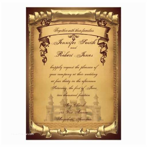 Once Upon A Time Wedding Invitations Ce Upon A Time Wedding Invitation