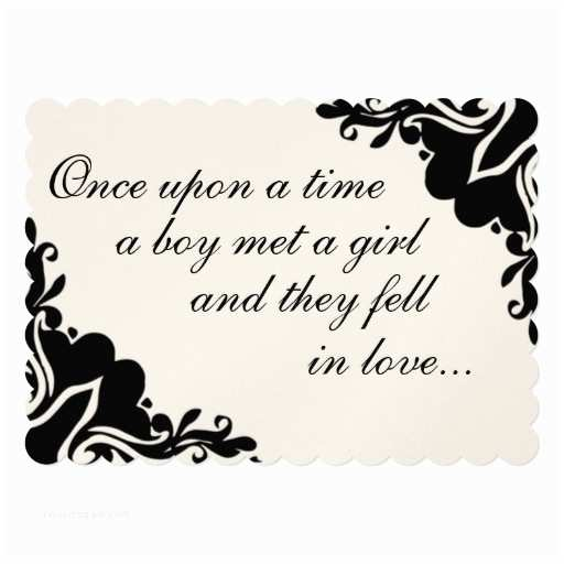 Once Upon A Time Wedding Invitations Ce Upon Time Wedding Invitation