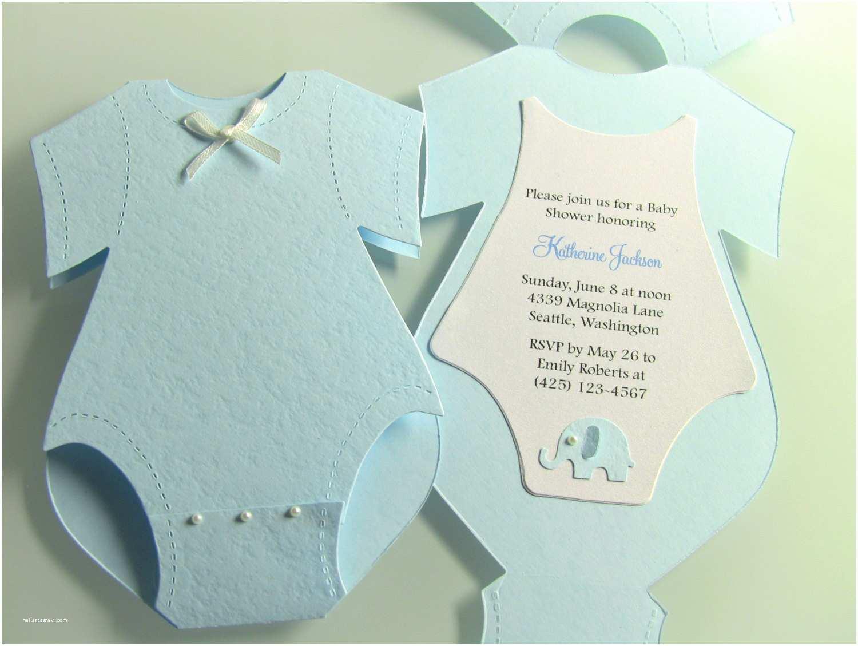 Onesie Baby Shower Invitation 17 Yellow Esie Baby Shower Invitations Grey Elephant White