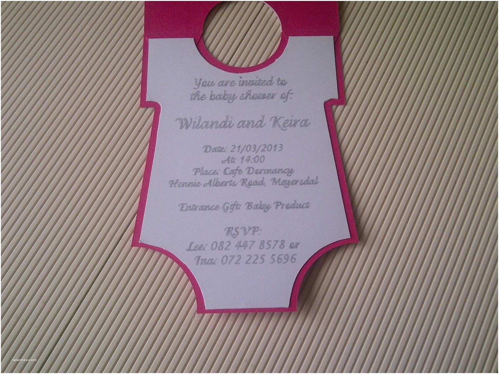 Onesie Baby Shower Invitation Best S Of Esie Template for Baby Shower Invitation