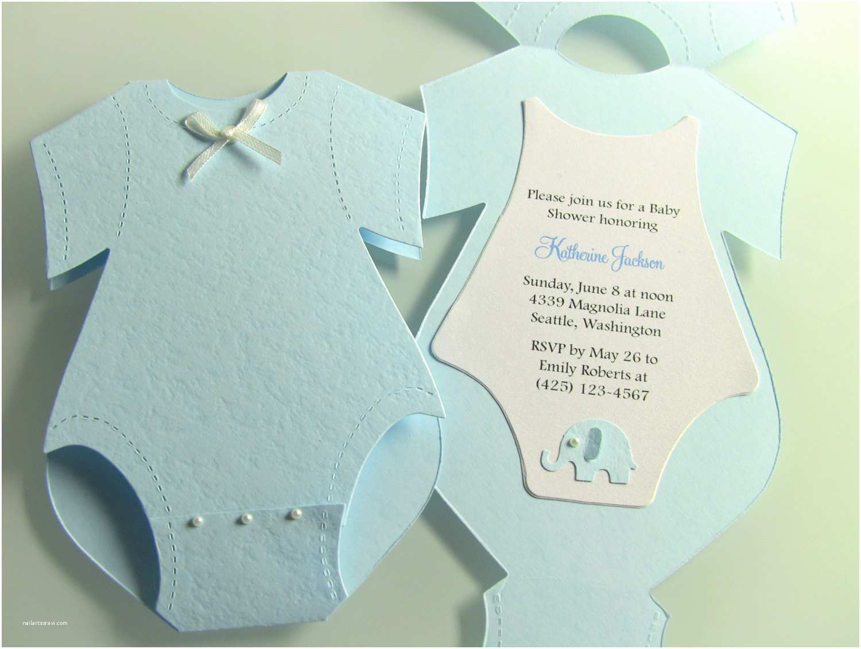 Onesie Baby Shower Invitations 17 Yellow Esie Baby Shower Invitations Grey Elephant White